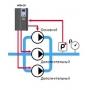 Схемы подключения преобразователей частоты VFD-CP