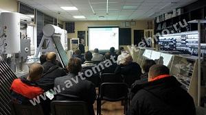 Фототчет с семинара ОВЕН на тему:Применение оборудованя ОВЕН в системах вентиляции и кондиционирования. Применение ПЧВ в различных отраслях.