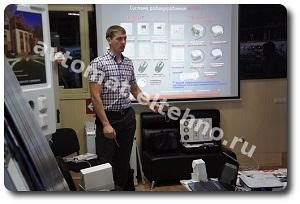 Фото отчет с совместного семинара компаний «ООО ЭЛЕКТРОТЕХНОЛОГИИ» (г. Пятигорск)                            И  «Nero  Electronics»  (Беларусь)