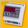 Измерители- регуляторы влажности и углегислого газа CO2 AKIP-DON