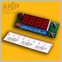 Счётчики импульсов AKIP-DON