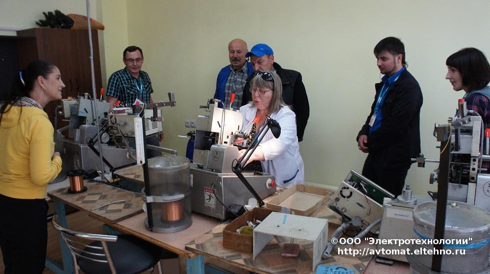 Семинар-экскурсия по заводу ОВЕН г.Тула