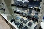 Витрина в магазине Солнечные технологии с продукцией ОВЕН