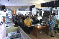 Слушатели семинара по  свободно программируемым устройствам ОВЕН