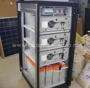 Сборка шкафа управления системой дымоудаления в магазине Электротехнологии