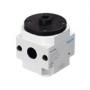 Клапаны подачи/сброса давления, с электроуправлением HEP  Серия D, металлический корпус  Festo