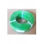 Гибкий экранированный термопарный кабель K-PVC-TCB-PVC-2*0,2 Рэлсиб