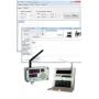 Программа для работы с многоканальным измерителем-регистратором WR-1-16-USB Рэлсиб