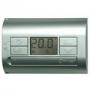 Комнатный термостат Finder DC - Голубой металлик