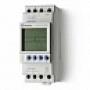 Реле времени Finder Недельный =Astro=, ширина 35.8 мм - 2 контакта, 16 A - AC (50/60Гц) - 230 В - Стандарт - Стандарт