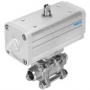 Ball valves and ball valve actuator units Festo
