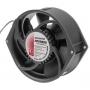 VENT-17255.220VAC.5MOHB овальный вентилятор охлаждения осевой Kippribor