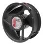 VENT-22280.24VDC.3MRHB круглый вентилятор охлаждения осевой Kippribor
