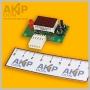 ВРПТ-036 AKIP-DON контроллер заряда-разряда встраиваемый