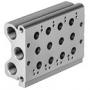 Коллекторные плиты для Midi pneumatics Festo