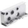 Концевые плиты для VSVA, ISO 15407-2, ISO 5599-2 Festo