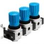 Комбинации регуляторов давления LRB-K Серия D, металлический корпус Festo