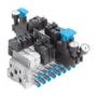 Блоки распределителей VTIA, ISO 15407-1 Festo