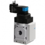 Клапаны плавного пуска с электроуправлением  MS4-DE Festo