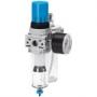 Фильтр-регулятор/маслораспылитель  Серия D, полимерный корпус FRC-DB Festo