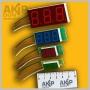 ВПТ AKIP-DON вольтметр постоянного тока встраиваемый