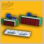 Вольтметр переменного тока высокоточный В/4 AKIP-DON