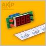 ВАВПТ-056 AKIP-DON Вольтметр-амперметр-ваттметр постоянного тока