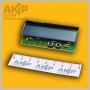 Профи LCD частотомер AKIP-DON
