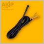 DS18B20-3 AKIP-DON стандартный температурный датчик трёхпроводной