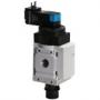 Клапаны подачи/сброса давления с электроуправлением  MS4-EE Festo