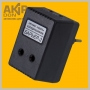 Барьер-2 AKIP-DON защитный автомат (реле напряжения) в розетку