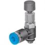 Клапаны управления давлением  с цанговым фитингом LRL, LRLL Festo