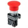 MTB2-BCZ124 Meyertec кнопка грибовидная  1NC без фиксации красного цвета 40мм