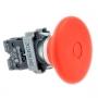 MTB2-BXZ124 Meyertec кнопка грибовидная тяни-толкай  1NC 60 мм