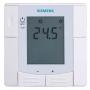 RDU340 - Комнатные температурные контроллеры с дисплеем для полузаглубленного монтажа для приложений VAV/CAV Siemens