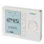RDG100T/H - Комнатный термостат, AC 230 В, для фанкойлов и универсальных приложений, 7-дневный таймер, горизонтальное исполнение Siemens