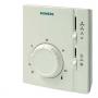 RAB31.1 - Электромеханический комнатный термостат для 4-трубных фэнкойлов, переключатель нагрев/охлаждение/только вентилятор Siemens