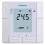 RDF340 - Контроллеры комнатной температуры для полузаглубленного монтажа с дисплеем для 4-трубных фэнкойлов Siemens