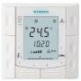 RDF301.50H - Комнатный термостат полууплотненного монтажа для отелей с KNX, 2-/4-трубных фэнкойлов или установок DX, четыре функциональных кнопки для отеля Siemens