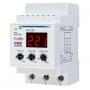 НОВИНКА! РН-150 «Volt Control» 50A реле напряжения Новатек-Электро