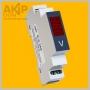 В-036К AKIP-DON вольтметр переменного тока на DIN-рейку