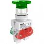 ВК22-AELA-GRN-NEO  кнопочный выключатель Dekraft