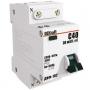 ДИФ102-1N-006А-030-C дифференциальный автомат DEKraft