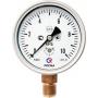 КМ-11  манометры для измерения низких давлений газов КМ (с мембранной коробкой)