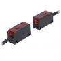 Миниатюрные датчики с раздельным излучателем и приёмником синхронизируемого типа серии BY Autonics