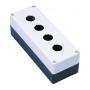 КП101-4-01 пост кнопочный Dekraft