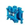 MTU-2.5BL клемма винтовая проходная синий на 2,5 мм² MEYERTEC