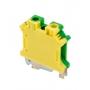 MTU-4PE винтовая клемма Земля жёлто-зелёный  MEYERTEC