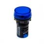 MT22-S16 Meyertec сигнальная лампа синий цвет
