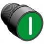 MTB2-EA331 головка кнопки толкателя с маркировкой Meyertec